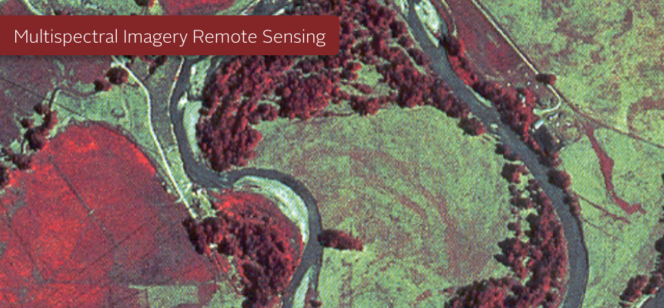 Multispectral Imagery Remote Sensing